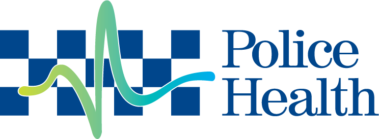 Police Health Logo